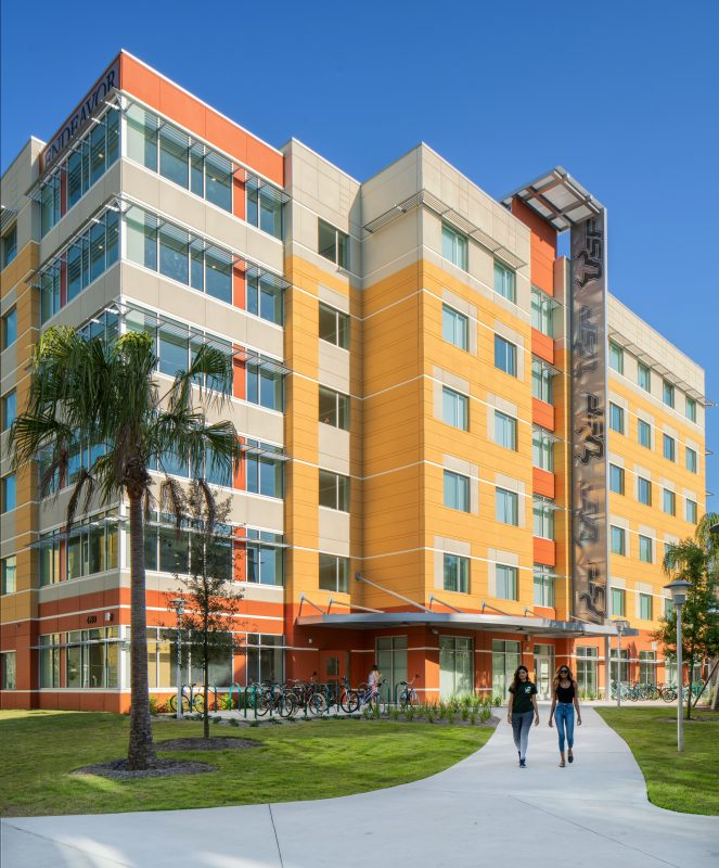 Maintenance of Residence Hall at University of South Florida